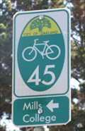Image for Cycling Route 45 - Oakland, CA