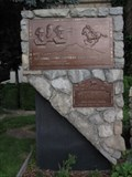 Image for Pony Express Monument - Carson City, NV