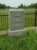 Image for Soccer Field Grave - Wood River, Illinois