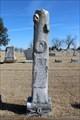 Image for E.G. Felty - Mount Carmel Cemetery - Wolfe City, TX