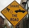 Image for Share the Road - Scranton, Pennsylvania