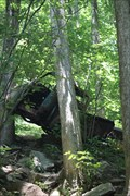 Image for Lost Truck -- Amicalola Falls SP, Dawsonville GA