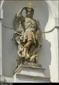 Image for St. Michael the Archangel / Archandel Michael - Masarykovo námestí 30 (Mnichovo Hradište, Central Bohemia)