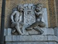 Image for Two Reliefs at the Gerechtshof in Hasselt, Limburg / Belgium