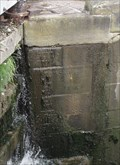 Image for Sankey Canal Lock On River Meresy - Widnes, UK