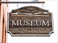 Image for Carbon County Historical Society & Museum - Red Lodge, MT