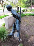 Image for Boy On Stilts - Ogden, Utah
