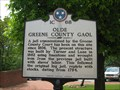 Image for Old Greene County Gaol - 1C 68 - Greeneville, TN