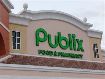 Publix - Berry Town Centre - Davenport.