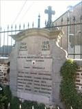 Image for WW I and WW II Memorial, Widooie, Tongeren, Limburg, Belgium