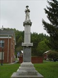Image for Bland County Confederate Memorial - Bland, Virginia