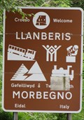 Image for Morbegno - Twin City - Llanberis, Snowdonia, Wales.
