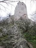Image for Zricenina hradu Devicky - Dívcí hrad, Czech Republic