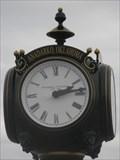 Image for Oklahoma Centennial Clock - Anadarko, Oklahoma