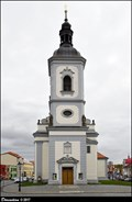 Image for Church of St. Peter and St. Paul / Kostel sv. Petra a Pavla - Rícany (Central Bohemia)