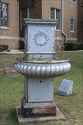 Image for Alfred A. Tufts Memorial Fountain -- Camden AR