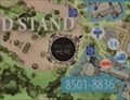 Image for Saratoga Springs Map (Grandstand Pool) - Lake Buena Vista, FL, USA