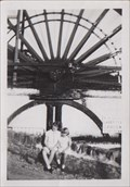 """Image for Great Laxey Wheel """"Lady Isabella"""" - Laxey, Isle of Man."""