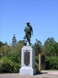 Image for World War I Memorial, Avenue of the Flags, San Rafael, CA, USA