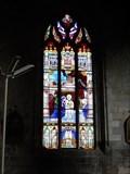 Image for Vitrail Eglise Notre Dame - Fontenay le Comte, Nouvelle Aquitaine, France