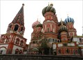 Image for Moscow's iconic St. Basil's Cathedral to mark 450th birthday  -  Moscow, Russia