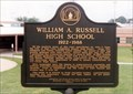 Image for William A. Russell High School 1922-1988