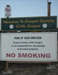Image for Canyon Country Little League - Canyon Country, CA