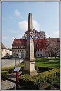 Image for Kursachsische Postmeilensaule in Dohna, Sachsen, Germany