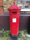 Image for Victorian Pillar Box - Battersea Square - Battersea - London - UK