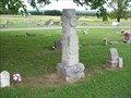 Image for J.W. Moore - Cherokee Nat'l Cemetery -  Ft. Gibson, OK