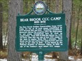 Image for Bear Brook CCC Camp - Allenstown, NH