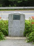 Image for General Henry Knox Passed Through Here - Wayland
