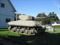 Image for M4A2 Sherman Tank - Stanstead, Quebec, Canada