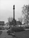 Image for Plague Column - Mirovice, Czech Republic