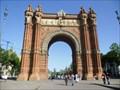 Image for Arc de Triomf - Barcelona, Spain