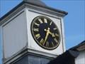 Image for Moss Farm Clock -  Wybunbury, Cheshire, England, UK.