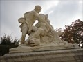 Image for Proteus and Neptune's moon Proteus  -  Versailles, France