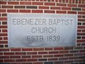 Image for 1952 - Ebenezer Baptist Church - Ellijay, GA