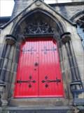 Image for Deutsche Evangelischel Kirche Door – Bradford, UK