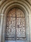 Image for Portal of Saint Bartholomew church of Liginiac (Corrèze, France)