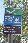 Image for Royal Footsteps along the Kona Coast - Hawai'i Island, Hawaii.