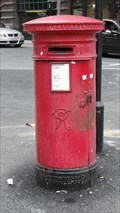 Image for Victorian Post Box - Mount Street, Manchester, UK
