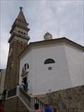 Image for Krstilnica baptistery Piran, Slovenia