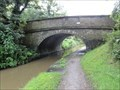 Image for Stone Bridge 21 Over The Macclesfield Canal – Adlington, UK