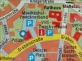 Image for Info Map at Prümer Wall, Rheinbach - Nordrhein-Westfalen / Germany