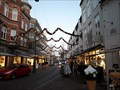 Image for Julebelysning i Randers Centrum - Christmas decoration in central Randers
