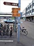 Image for Wegweiser am Postplatz - 9494 Schaan, Liechtenstein