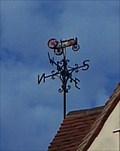 Image for Tractor Vane, Woodham Mortimer Hall, Maldon Road, Woodham Mortimer, Essex. CM9 6SN.