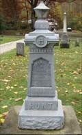 Image for Hunt - Hartsgrove Twp Cemetery - Hartsgrove, Ohio