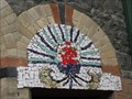 Image for Railway Station Mosaic - Betws-y-Coed, Conwy, North Wales, UK